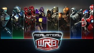 Real Steel World Robot Boxing Yüklə videosu