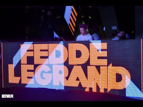 Fedde Legrand White Sensation 2016 New Year Party