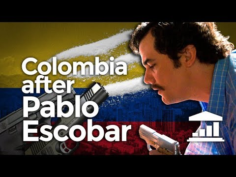 Has COLOMBIA Ended The NARCO WAR? - VisualPolitik EN