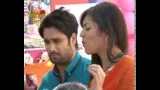 Download Video On location of TV Serial 'Madhubala'  RK & Madhu enjoyng in the market MP3 3GP MP4