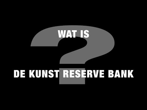 Introductie Kunst Reserve Bank