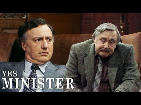 Minister Rejects His Own Petition  | Yes Minister | BBC Comedy Greats
