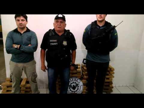 2 - Apreensão - 120kg - DEPRE - Posto Fiscal(Cristalândia do Piauí)