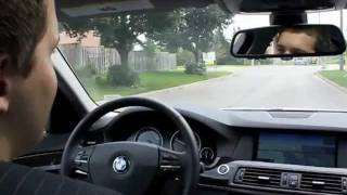 2011 BMW 535i XDrive Review