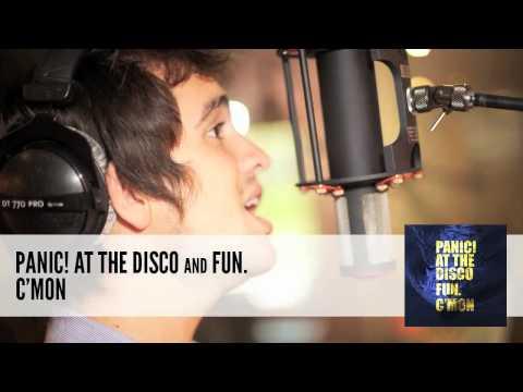 Tekst piosenki Panic! At the disco - C'mon (feat. fun.) po polsku