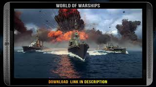 WORLD OF WARSHIPS - Download [free-to-play PC Game] - Download World of Warships by Wargaming 2017