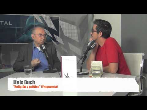 Lluís Duch, entrevistado en Religión Digital por 'Religión y política'