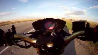 9. 2006 Kawasaki Z1000 Acceleration -  0-234 Km/h