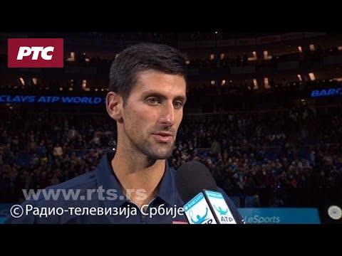 Izjava Novaka Đokovića posle meča sa Nišikorijem