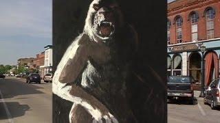 MICHIGAN MONSTERS: Dewey Lake Monster (VIDEO)