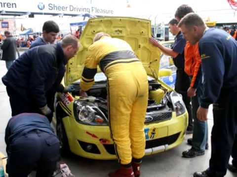 24 Stunden Nürburgring 2008. Gerhardy Motorsport (früher GEMA GmbH)