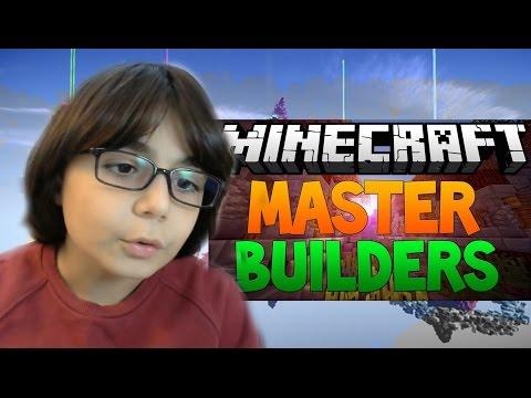 Minecraft Master Builders Baran Kadir Tekin Games Time BKT