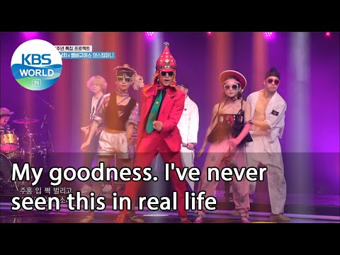 My goodness. I've never seen this in real life (2 Days & 1 Night Season 4) | KBS WORLD TV 210103