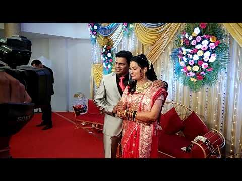 Wedding Konkani Style | Shubhangi Keer Daugher's Marriage