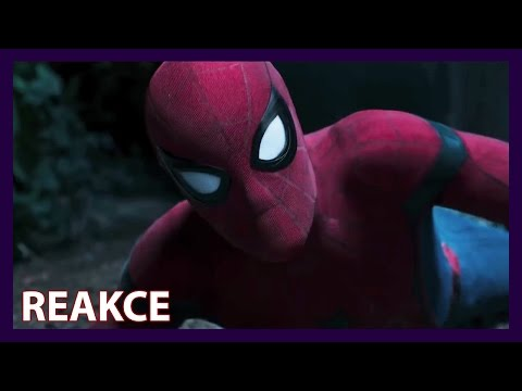 Reakce ➠ Spider-Man: Homecoming trailer