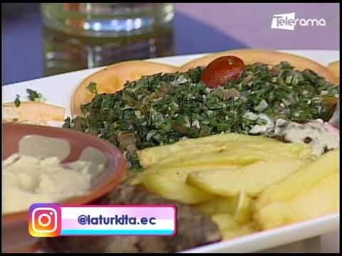 La Turkita Grill variedad en comida Libanesa