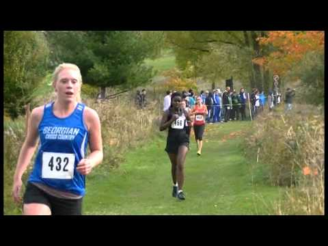 HUMBER INVITATIONAL WOMEN'S RACE