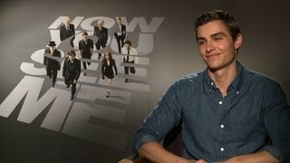 'Now You See Me' Dave Franco Interview
