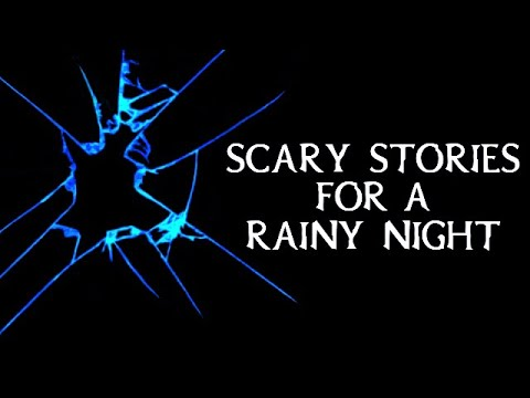 Scary True Stories Told In The Rain | Rainy Windmill Video | (Scary Stories) | (Rain Video) | (Rain)