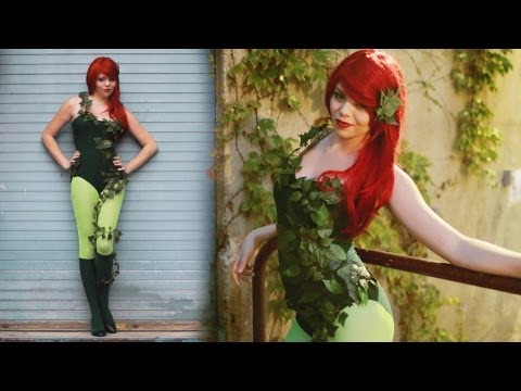 DIY POISON IVY (BATMAN) COSTUME