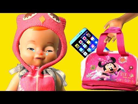 Люси: Дочь потеряла телефон. Звонок от незнакомца. The daughter lost her phone and disappeared. (видео)
