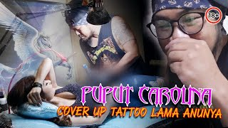 Download Video PUPUT CAROLINA cover up tattoo lama Anunya by hendric shinigami MP3 3GP MP4
