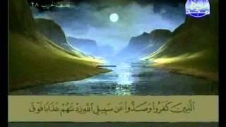 HD المصحف المرتل 14 للشيخ عبد الباسط عبد الصمد رحمه الله