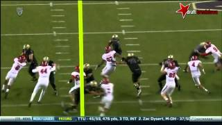 Kasen Williams vs Utah (2012)