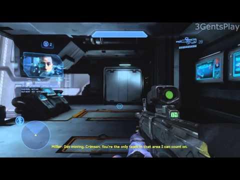 Halo 4 (Spartan Ops Episode 7) - Red Vs Blue Easter Egg (Roses Vs Violets)