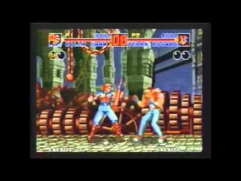 real bout fatal fury 2 neo geo