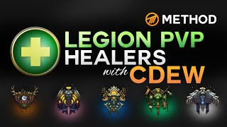 With the recent release of the World of Warcraft expansion Legion, Method's US PvP team healer Cdew goes over what the top healers are in PvP. Resto Druid ...