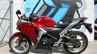 2. 2012 Honda CBR250R ... The Great Light Weight Sportbike!
