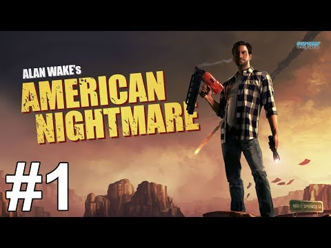American Nightmare Walkthrough - Alan Wake's American Nightmare Gameplay Part 1 Alan Wake's American Nightmare Walkthrough Part 1 Alan Wake's American Nightmare Gameplay Walkthrough Part 1 N...
