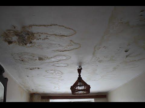Ремонт квартиры после затопления!И снова эконом ремонт!Сделать быстро качественно и красиво! (видео)