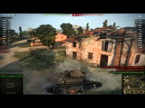 Bok Gibi Bi Oyun - World Of Tanks - O Video Açılacak Lan :D