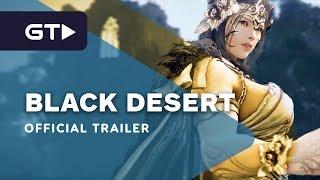 Black Desert Online - Official Guardian Trailer by GameTrailers