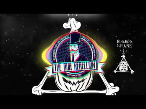 Space Jesus & Bleep Bloop - Ichabod Crane
