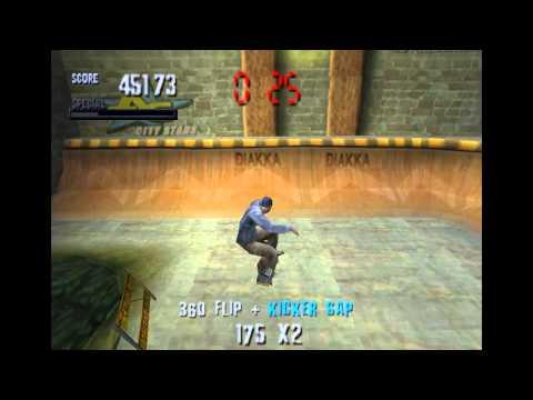 code tony hawk's skateboarding playstation 1