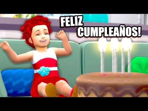 FELIZ CUMPLEAÑOS, RUBÍ!!  Ep.22  Los Sims 4 - Perros y Gatos ~ Not So Berry ~ Menta