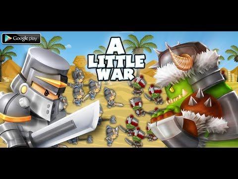 Video of A Little War (OkGame)