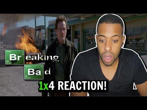 💥 Breaking Bad Season 1 Episode 4 'Cancer Man' REACTION!