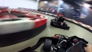 Santa Clara (CA) United States  City pictures : Kev goes Go-Karting in the USA! K1 Speed Santa Clara California 13th March 2016