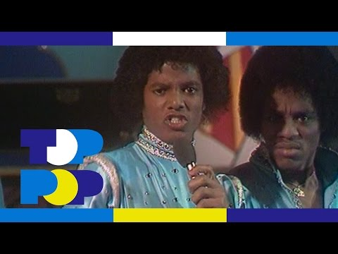Jacksons ft. Michael Jackson - Shake Your Body (Down To The Ground) • TopPop