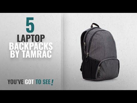 Top 10 Tamrac Laptop Backpacks [2018]: Tamrac Tradewind Backpack 24 Dark Grey for DSLR Cameras