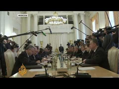 Syria 'ready' for talks with rebels