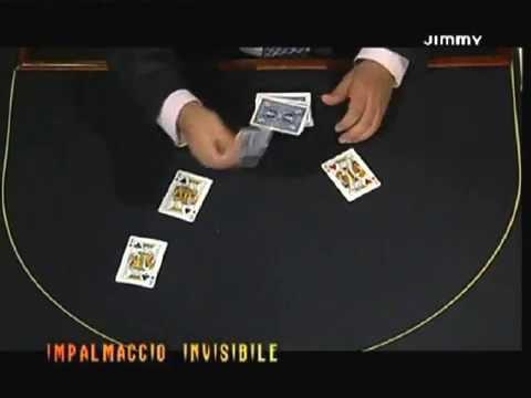 Impalmaggio invisibile Master of Magic (Mario Bove).