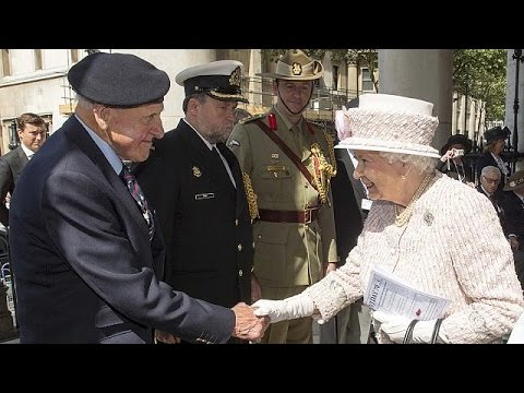 Εκδηλώσεις μνήμης για τα 70 χρόνια από το τέλος του Β' Παγκοσμίου Πολέμου