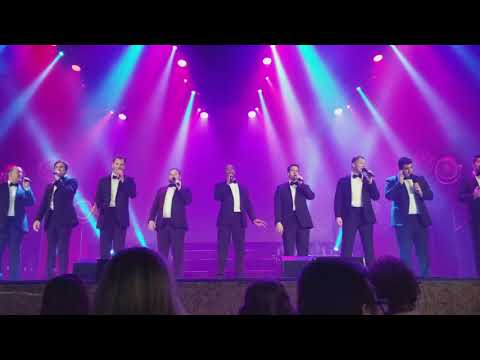Straight No Chaser - The 12 Days of Christmas (Remix, Chinese Food) - Hershey Theatre 12/23/17