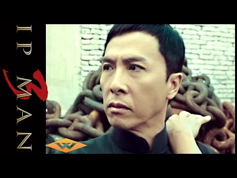 IP Man 3 (2016) Starring Donnie Yen - Official US Trailer