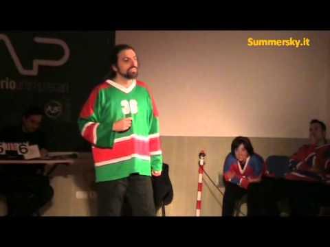 Match Race - Improvvisazione Teatrale - Ischia vs Roma - Quarta Parte